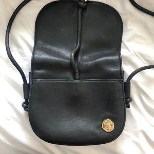 Small black Vince camuto crossbody bag
